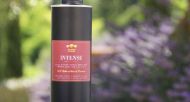 Moulin à huile Bastide du Laval - AOP Huile d'Olive de Provence Vierge Extra Fruité Vert Intense - 50cl Bidon