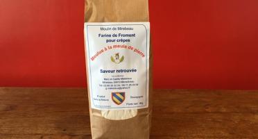 Moulin de Mirebeau - Farine De Froment 1kg