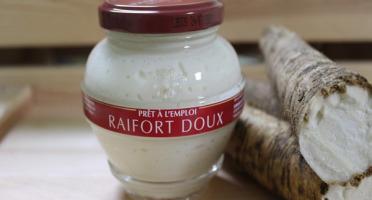 Domaine des Terres Rouges - Raifort doux prêt à l'emploi 200 g