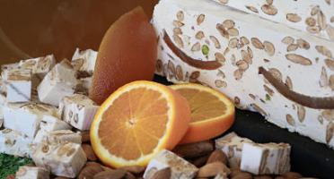 Nougats Laurmar - Nougat Aux Ecorces D'oranges