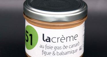 Secrets de Famille - Crème de Foie Gras de Canard aux Figues et Balsamique