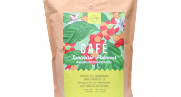 LA TRIBU - Café Grain Sanchirio Palomar 1kg