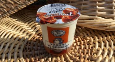 La Ferme de Viltain - Yaourt Caramel x 9