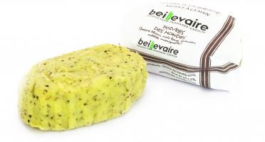 BEILLEVAIRE - Préparation de beurre travaillé aux poivres des Mondes