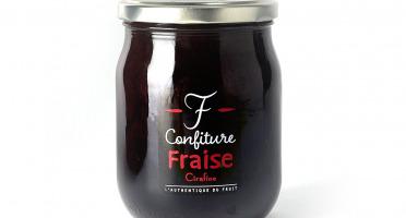La Fraiseraie - Confiture Fraise Cirafine 655g
