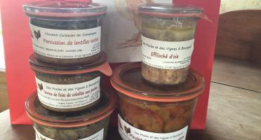 Des Poules et des Vignes à Bourgueil - Panier Gourmand Fêtes Des Mères