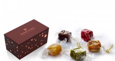 Maison Le Roux - Boîte Convive Caramels Assortis