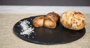 Ferme de Pleinefage - Figues farcies au foie gras entier x2