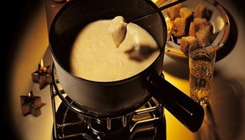 Fromage Gourmet - La fondue traditionnelle