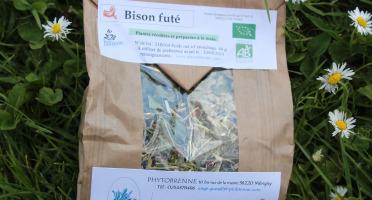 "PhytoBrenne Le Jardin des Magies - Tisane Composée ""Bison Futé"""