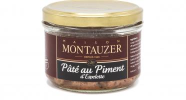 MONTAUZER - Pâté au Piment d'Espelette