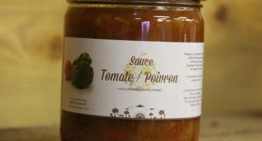 La Ferme du Logis - Sauce Tomates Poivrons - Aux légumes de la ferme