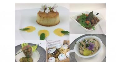 Christian Piot - Votre chef en ligne - Panier Repas Saveurs Champenoises 4 créations pour 1 personne