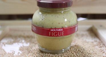 Domaine des Terres Rouges - Moutarde à la Figue 200 g
