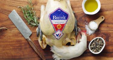 La Grange Renaud - [Précommande] RESERVATION NOËL - Poularde de Bresse AOP 2,0 kg