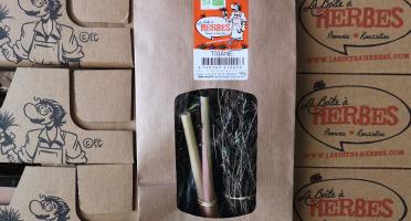 La Boite à Herbes - Tisane Thym, Romarin Et Citronnelle