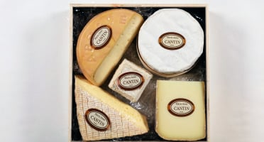 La Fromagerie Marie-Anne Cantin - Plateau Prestige N 9