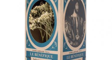 Le Bénéfique - Achillée Millefeuille Bio & Sauvage-10 Tiges