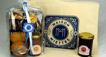 Maison Miettes - Panier Gourmand