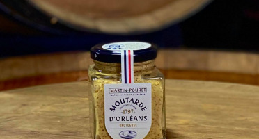 Maison Martin-Pouret - Moutarde Onctueuse