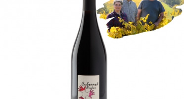 Réserve Privée - Anjou Bio - Domaine les Grandes Vignes - 100% Cabernet Breton Rouge 2018