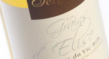 Domaine Sergent - Pacherenc du Vic Bilh 2018 ''Les Grains d'Elise'' - Lot de 6 bouteilles