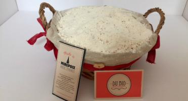 Du bio dans l'assiette - Farine De Blé T110 Bio 1kg
