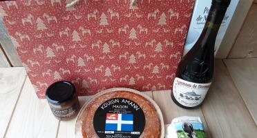 Gourmets de l'Ouest - Coffret Kouign Amann & Pommeau