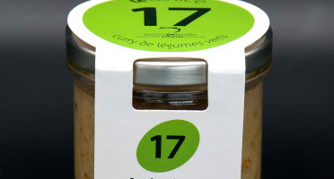 Secrets de Famille - Délice Curry de Légumes Verts