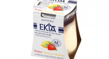 BASTIDARRA - Douceur Fraise Et Citron - 8 Pots