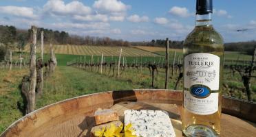 Domaine de la Tuilerie - AOP Côtes de Duras - Blanc Moelleux 2019 - Domaine De La Tuilerie Labreille 6x75cl