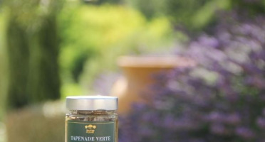 Moulin à huile Bastide du Laval - Tapenade verte