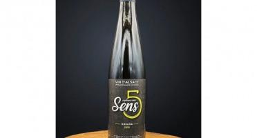 Vignoble des 5 sens - Riesling 2018 - 6 X 75cl
