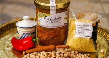 Ferme du caroire - Couscous De La Brenne