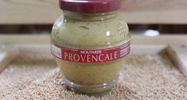 Domaine des Terres Rouges - Moutarde à la Provençale 200 g