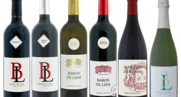 Bonas Lisse Vignoble - Lot Dégustation - Vins du Domaine