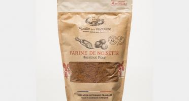 Moulin de la Veyssière - Farine de Noisette - 400 g