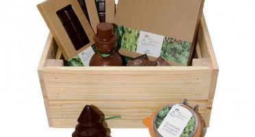Mon jardin chocolaté - Coffret De Noël n°2
