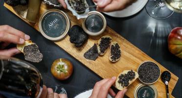 ALENA la Truffe d'Aquitaine - Suprême De Truffe Noire Fraiche du Périgord Tuber Melanosporum -100g