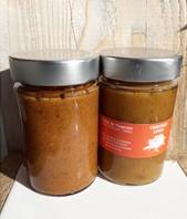 Ferme de Pourcier - Confiture Extra Du Verger - Tomates