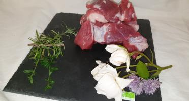 La Ferme du Montet - [SURGELE] Sauté de Porc Noir Gascon BIO - 500 g