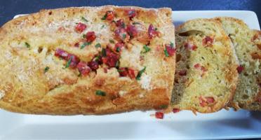 Les Cannelés d'Audrey - Cake de saison chorizo cumin sans gluten