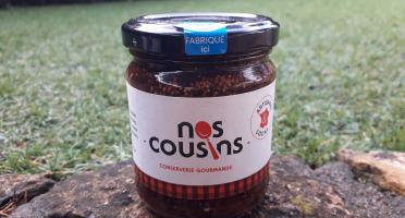 Nos cousins Conserverie - Confiture De Figue 240g