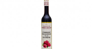 Domaine des Terres Rouges - Vinaigre Balsamique À La Framboise 10cl