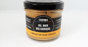 Maison Boutarin - Tartinable pois chiche ail noir
