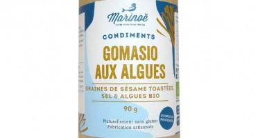 Marinoë - Gomasio aux algues