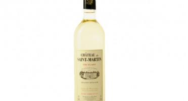 Château de Saint-Martin & Liquoristerie de Provence - AOP Côtes de Provence, Cru classé de Provence, Cuvée Grande Réserve Blanc