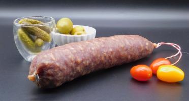 Le Marvillois - Saucisson Lorrain Court Fumé 350 gr