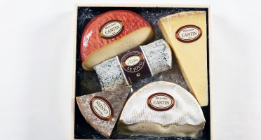La Fromagerie Marie-Anne Cantin - Plateau Prestige N°10