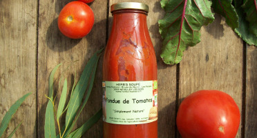 HERBA HUMANA - Fondue De Tomate - 50cl